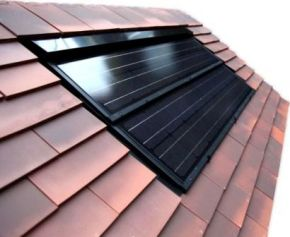 1331030262 tile Unique Solar Roof Tile Launched