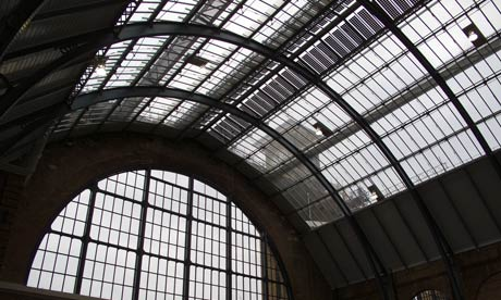 Solar panel Solar Panels Help Power Revamped Kings Cross Station
